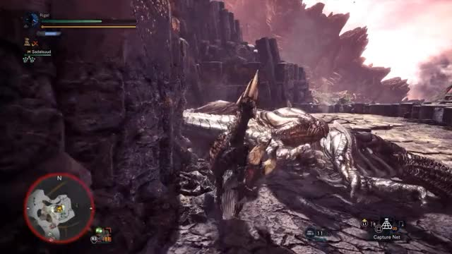 Watch and share [MHW] I'm Going To Be Doing This... GIFs on Gfycat