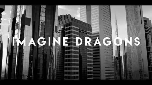 Watch Imagine Dragons - Thunder GIF on Gfycat. Discover more All Tags, Demons, Radioactive, alternative, believer, dragons, dubai, imagine, interscope, kidinakorner, records, thunder GIFs on Gfycat
