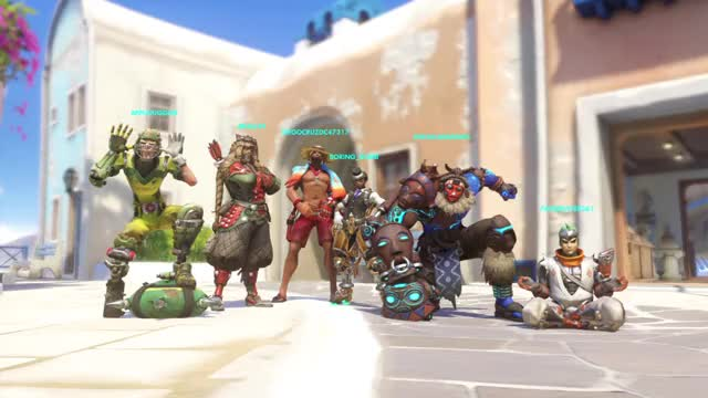 Watch and share Play Of The Game GIFs and Overwatch GIFs by skeeedo on Gfycat