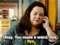 Watch melissa mccarthy, the heat, weird GIF on Gfycat. Discover more melissa mccarthy GIFs on Gfycat