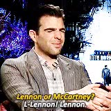 Watch and share Zachary Quinto GIFs and Ahscastedit GIFs on Gfycat