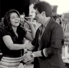 Watch and share The SRK-Kajol Ones Are Off Screen But VD-Kriti Look On Screen Though GIFs on Gfycat