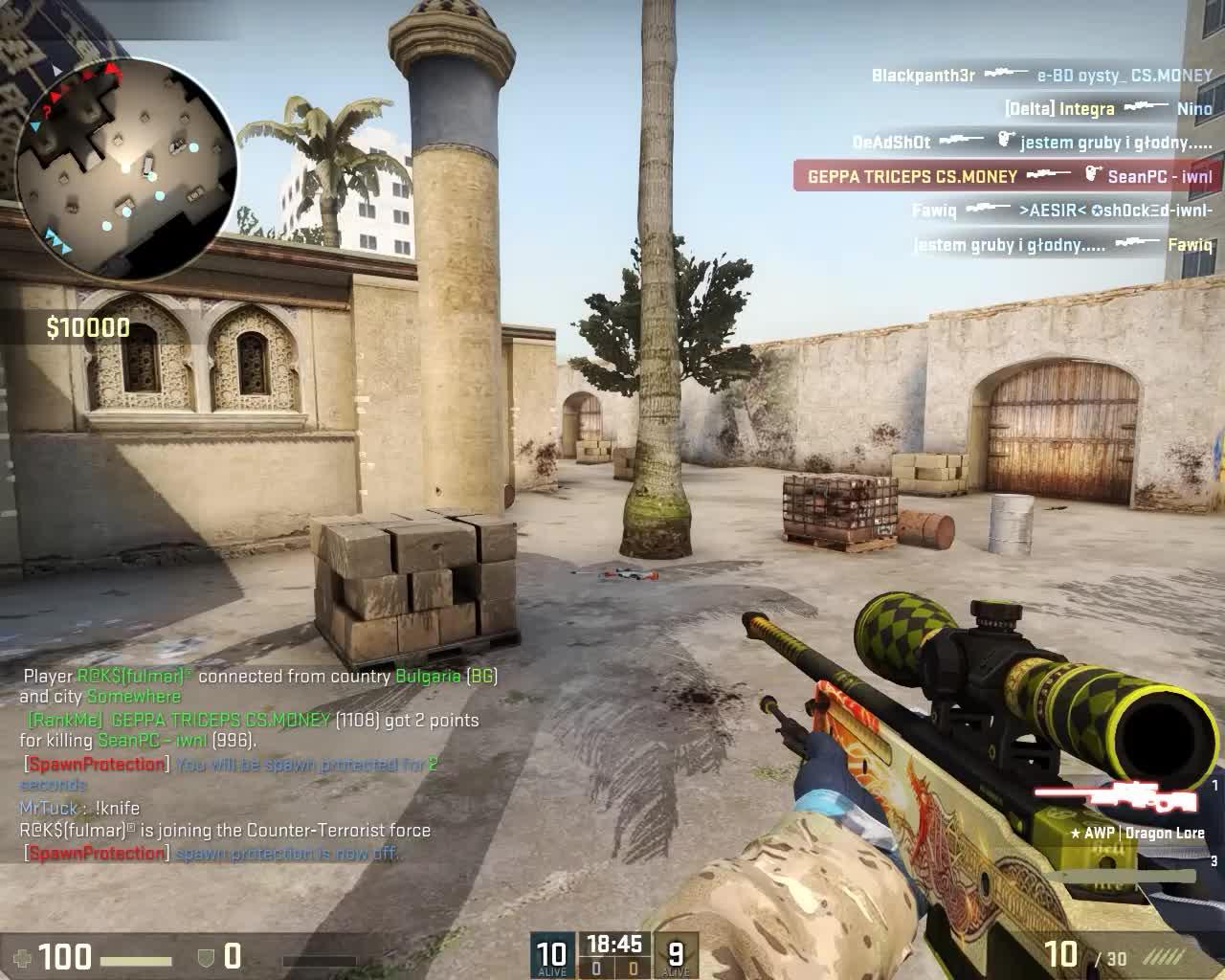 counterstrike, CS GO Long NO SCOPE GIFs