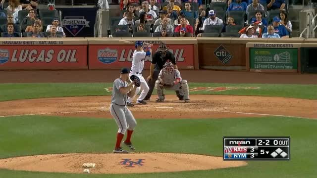 Watch and share New York Mets GIFs and Baseball GIFs by efitz11 on Gfycat