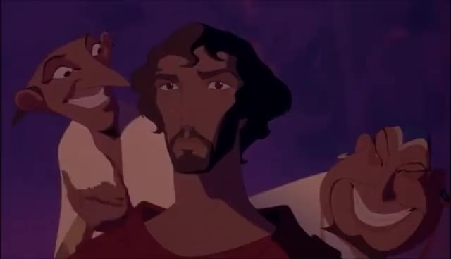 Watch and share The Prince Of Egypt-Very Impressive GIFs on Gfycat