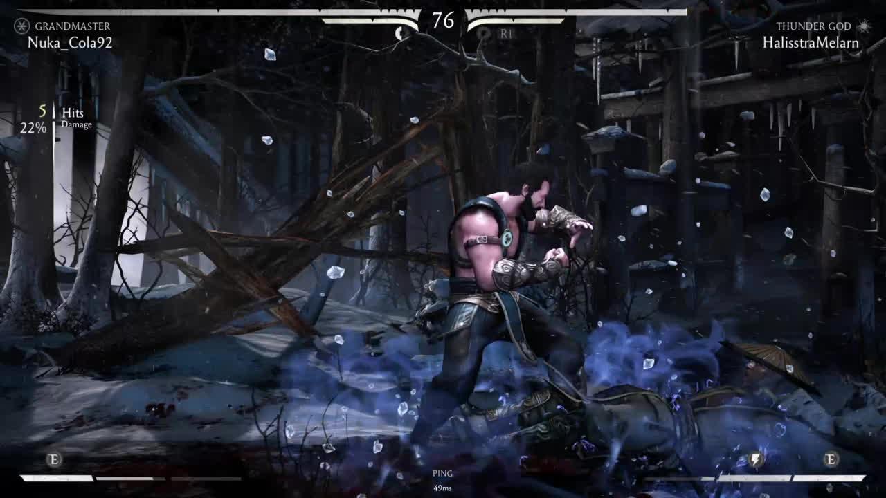 mortalkombat, Sub-Zero Reads GIFs