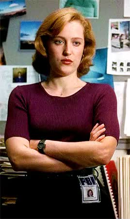 Watch and share I Love This Shirt GIFs and Gillian Anderson GIFs on Gfycat