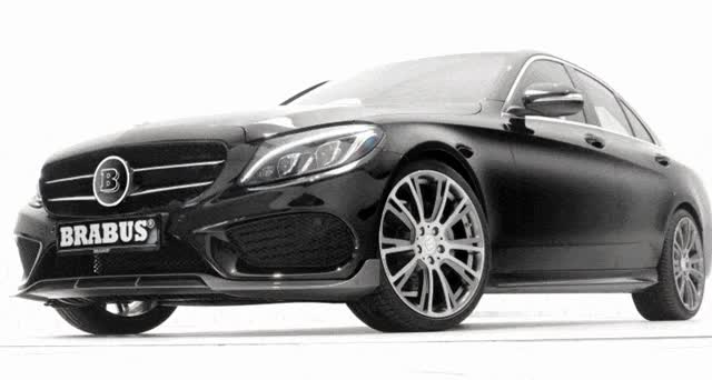 Watch and share 2015 BRABUS C300 And C400 Sport GIFs on Gfycat