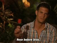Watch and share Rose Before Bros, Bros GIFs on Gfycat