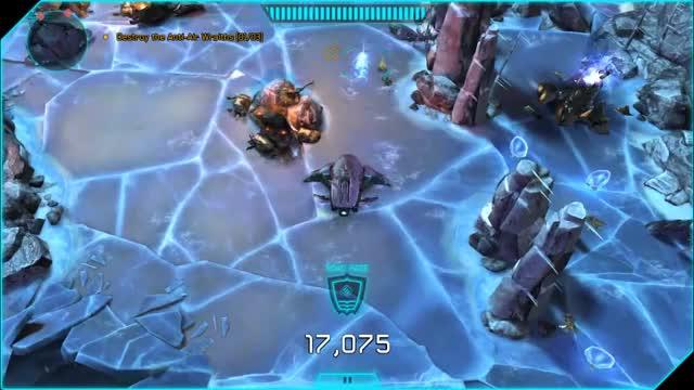 Halo Spartan Assault Walkthrough - Part 1