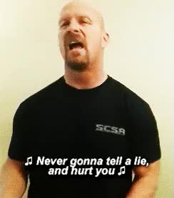 Watch and share Stone Cold Steve Austin GIFs on Gfycat