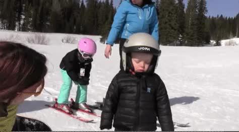 Watch and share Kids Falling GIFs on Gfycat