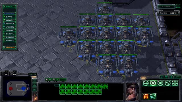 Watch and share Starcraft 2 GIFs and Unit Tester GIFs by triasthepony on Gfycat