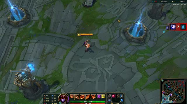 Watch and share League Of Legends GIFs by imrubic on Gfycat