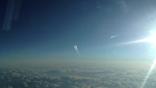 Watch and share Opposite Direction Boeing 747 Traffic (reddit) GIFs on Gfycat