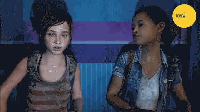 Watch and share The Last Of Us GIFs and Ellie GIFs on Gfycat