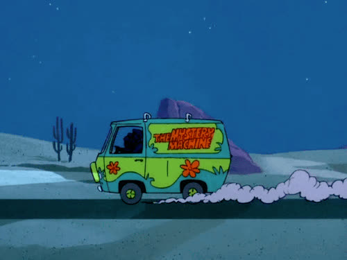 "Scooby-Doo, ""A Bum Steer for Scooby"" GIFs"