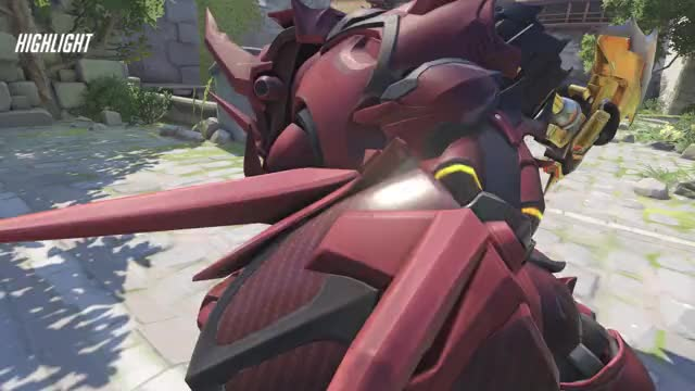 Watch and share Highlight GIFs and Overwatch GIFs by ArcaneEcho on Gfycat