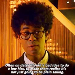 Watch and share Richard Ayoade GIFs and Gadget Man GIFs on Gfycat