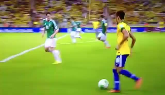 Watch and share Dribbling GIFs and Neymar GIFs on Gfycat
