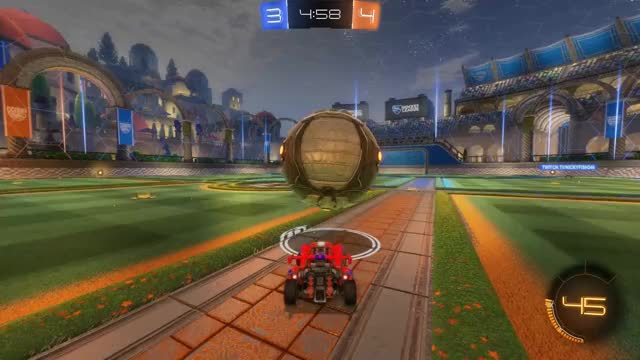 Watch Goal 8: Barry Allen GIF by Gif Your Game (@gifyourgame) on Gfycat. Discover more Barry Allen, Gif Your Game, GifYourGame, Rocket League, RocketLeague GIFs on Gfycat