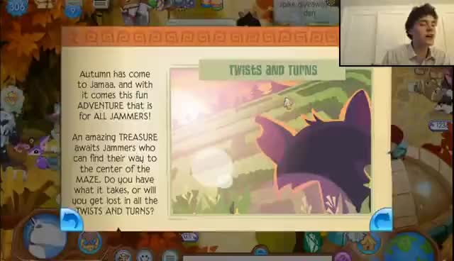 Watch I Only Screamed a Little, Okay?   Animal Jam GIF on Gfycat. Discover more related GIFs on Gfycat