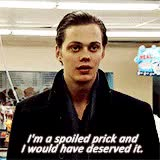 Watch and share Bill Skarsgard GIFs and Hemlock Grove GIFs on Gfycat