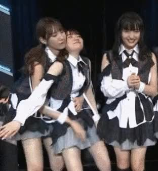 Watch and share Tanaka Natsumi GIFs and Tashima Meru GIFs by popocake on Gfycat