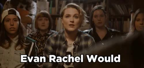 Watch and share Evan Rachel Wood GIFs on Gfycat