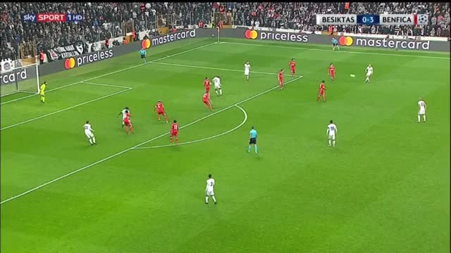 Watch besiktas - benfica  1-3 (23.11.2016) GIF by @sonny15 on Gfycat. Discover more football GIFs on Gfycat