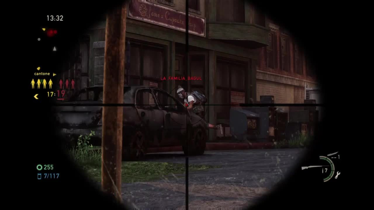 thelastofusfactions, Proper way to use Hawk-eyed 2 (reddit) GIFs