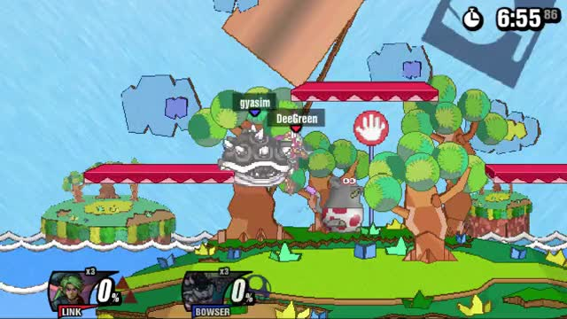 Watch and share Super Smash Flash 2 GIFs and Super Smash Bros GIFs by Sim on Gfycat