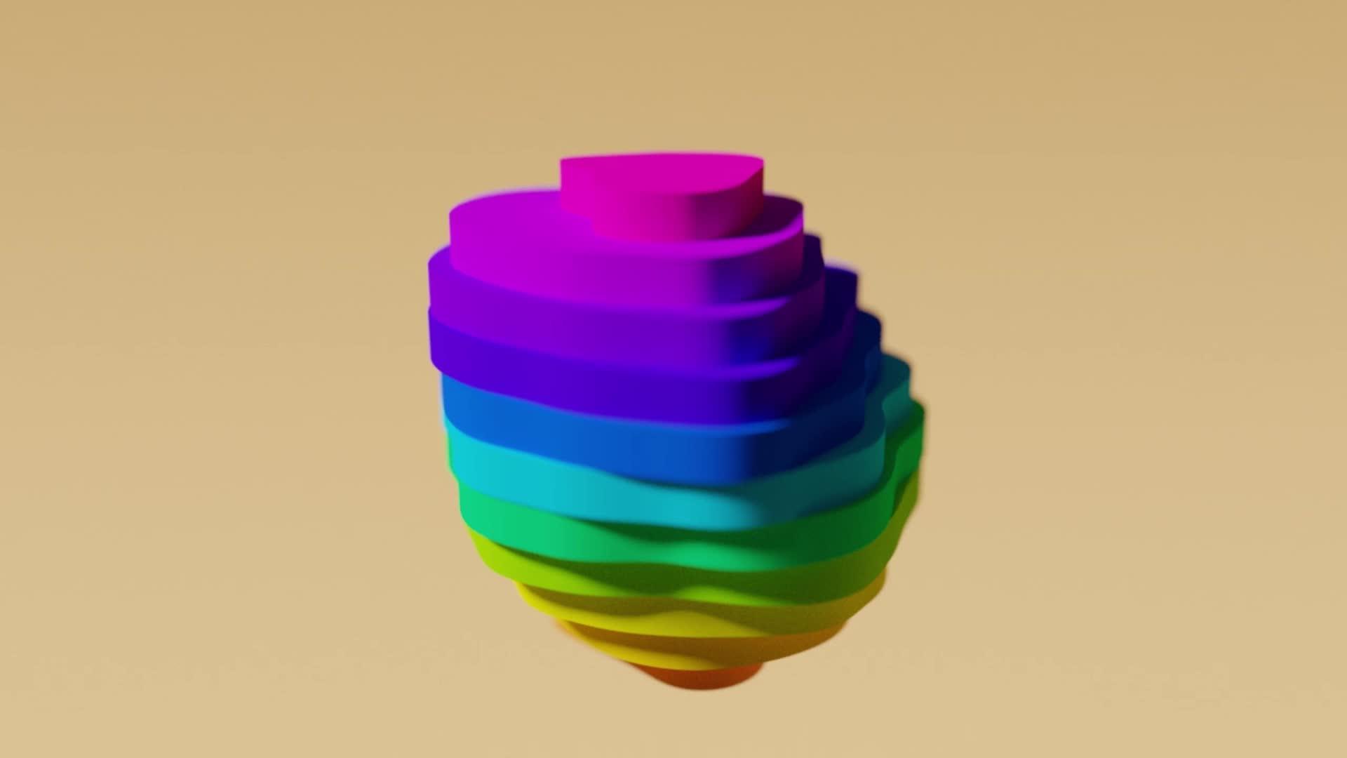 blender, popular, layeredUndulatingRainbow GIFs