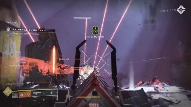 Watch Insta GIF by Xbox DVR (@xboxdvr) on Gfycat. Discover more Destiny2, IMakeBedtimeFun, xbox, xbox dvr, xbox one GIFs on Gfycat