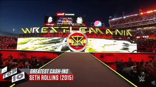 Watch Greatest Money in the Bank contract cash-ins: WWE Top 10 GIF on Gfycat. Discover more 10, All Tags, Bank, Greatest, Ins, Kane, MITB, Money, Superstars, cash, contract, edge, sheamus, wrestle, wrestler, wrestling, wwe GIFs on Gfycat
