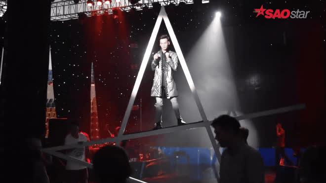 Trước giờ G Chung kết The Voice: Thu Minh, Tóc Tiên ráo riết nhắc nhở trò cưng ảnh 7