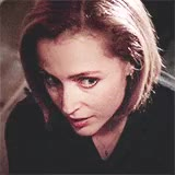 Watch and share Gillian Anderson GIFs and Dana Scully GIFs on Gfycat