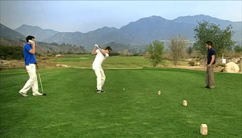 Watch and share Golfing GIFs on Gfycat