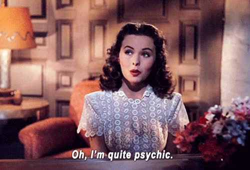 Watch and share Psychic GIFs on Gfycat