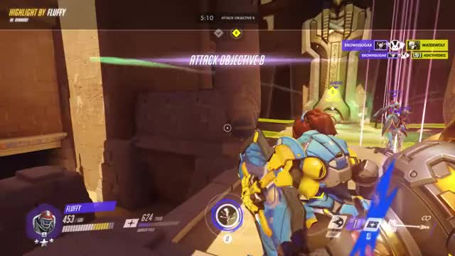 Watch and share Overwatch GIFs by Jordan Dolton on Gfycat