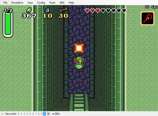Gameboy Advance - Legend of Zelda, The - A Link to the Past