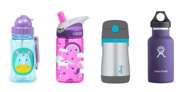 Watch and share Gallery Kids Water Bottles GIFs on Gfycat
