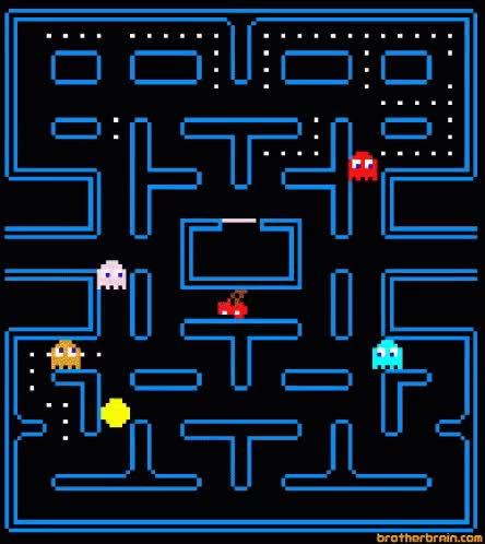 Watch and share Pacman Video Juegos GIFs on Gfycat