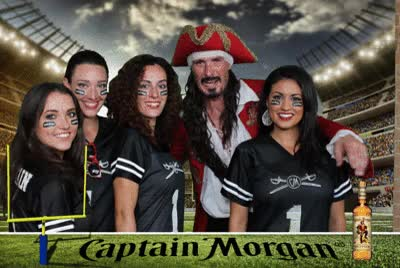 Watch Captain Morgan Tailgate GIF on Gfycat. Discover more related GIFs on Gfycat