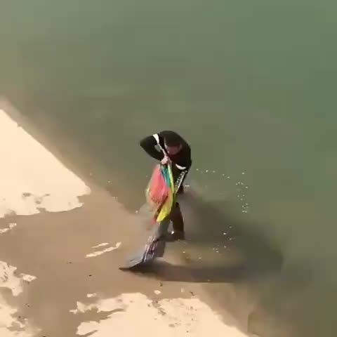 Watch and share Fishing Net GIFs by Boojibs on Gfycat
