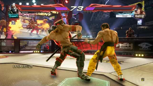 Watch and share Tekken7 GIFs on Gfycat