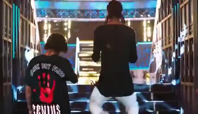 Watch World of Dance 2017 - Les Twins: Qualifiers (Full Performance) GIF on Gfycat. Discover more related GIFs on Gfycat