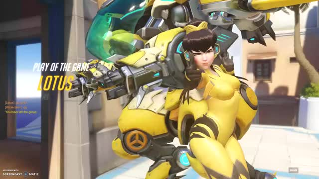 Watch and share Overwatch GIFs by louqute on Gfycat
