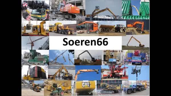 Unfall bei Abrissarbeiten / Accident during demolition, Teil 2 - Soeren66 (reddit) GIFs