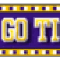 Watch and share Go Tigers LSU animated stickers on Gfycat